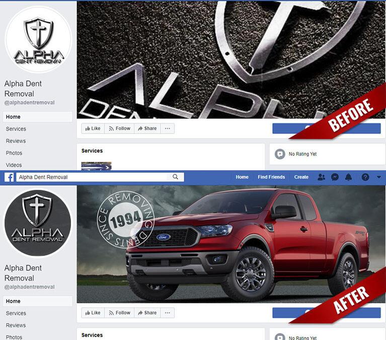 Alpha Dent Removal – FB Facelift