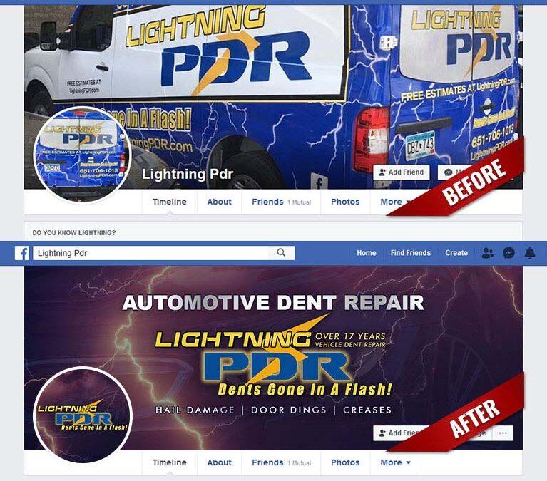 Lightning PDR – FB Facelift