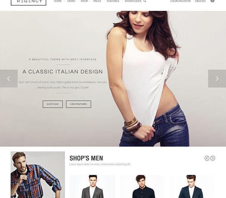 Regency – Website