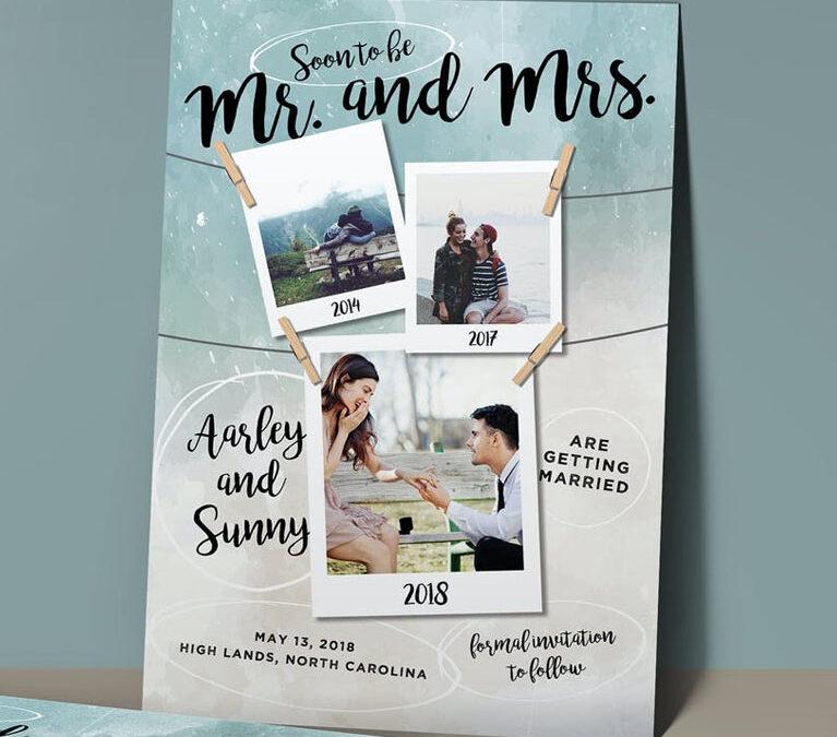 Wedding – Post Card
